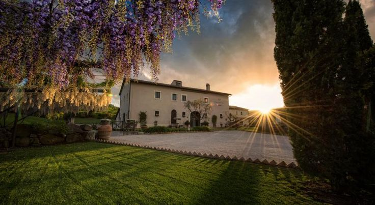 Hotel Osteria Dell'Orcia Castiglione d'Orcia Set in a former post office from the 15th century, the 4-star Hotel Osteria Dell'Orcia is located in the UNESCO-protected Val d'Orcia Nature Reserve, along the historic Via Francigena road.