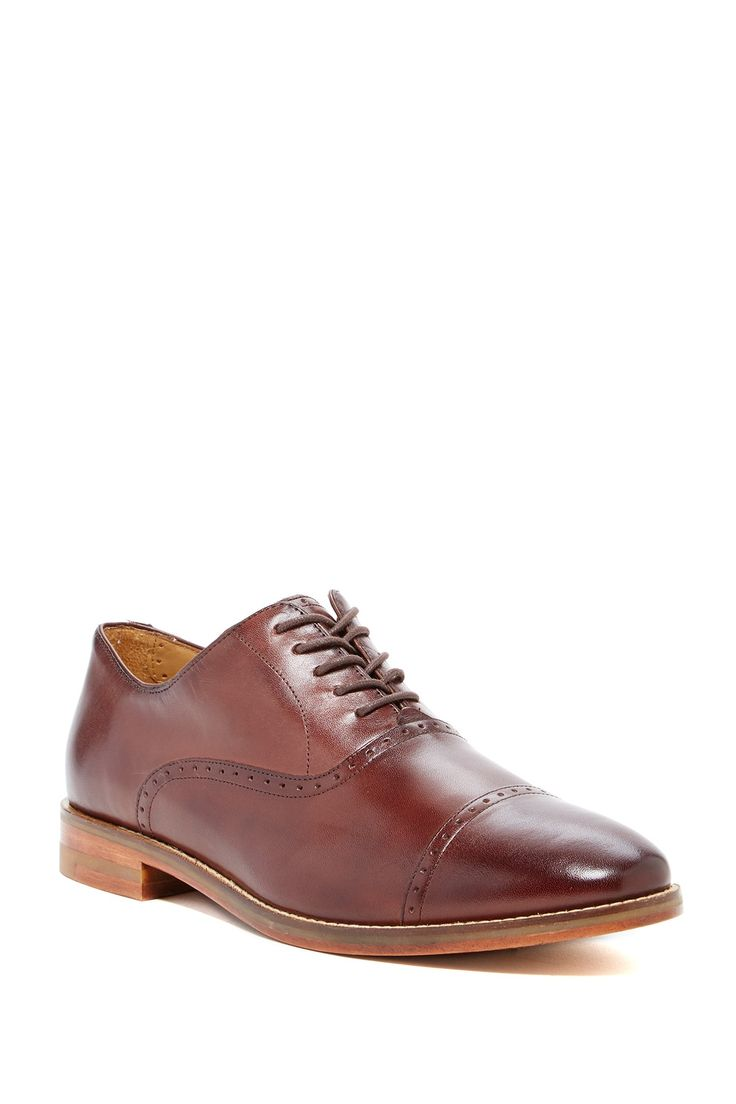 Cambridge Cap Toe Oxford (Wide Width Available) by Cole Haan on  @nordstrom_rack