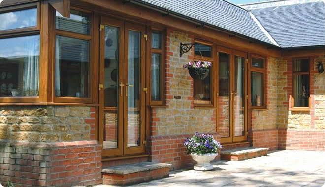 #10 French Doors, offering homeowners an impressive entrance to their garden in a variety of styles and sizes! http://www.eurocell.co.uk/homeowners/75/french-doors-1 #Eurocell