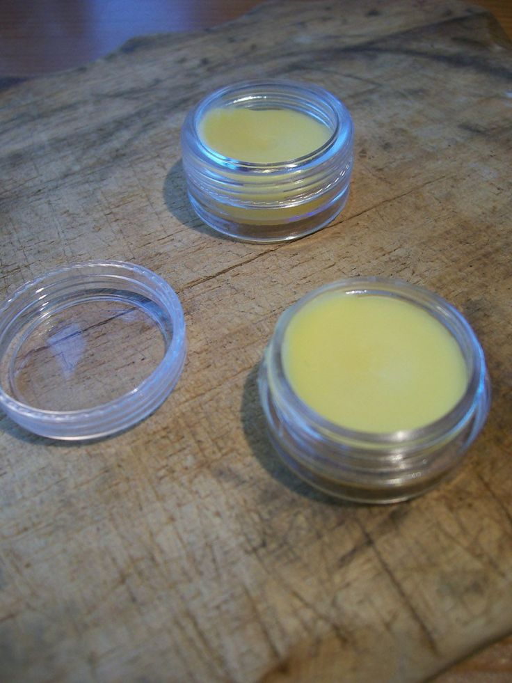 Lippenpflege selbstgemacht