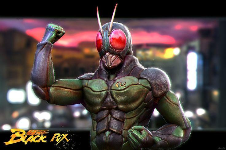 Kamen Rider Black RX - Pesquisa Google