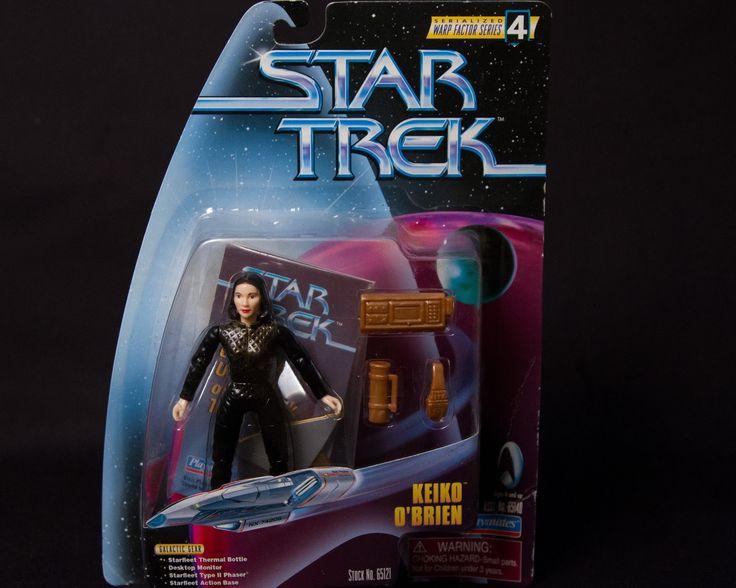 Rosalind Chao - Keiko O_Brien_ Star Trek_ Deep Space Nine