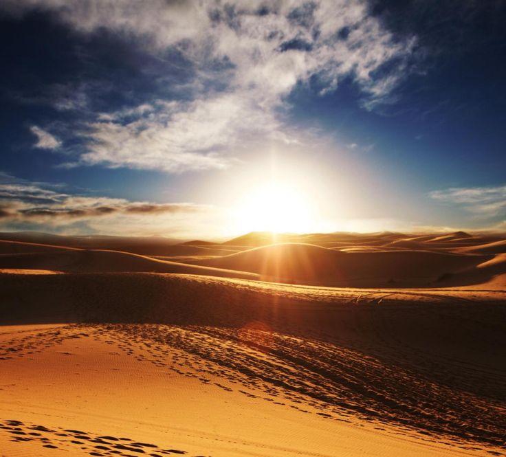 モロッコ最南端の街メルズーガで最高の初日の出を見てみたい! 8枚目の画像
