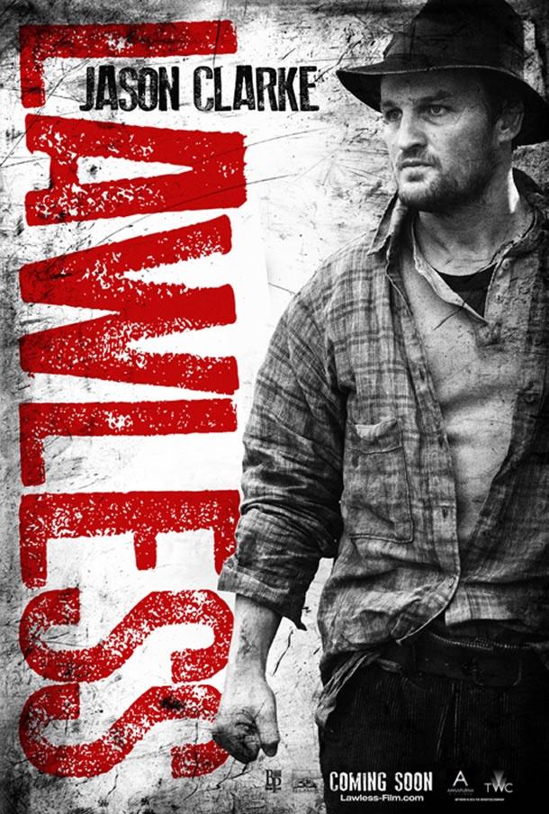 Jason Clarke - Lawless