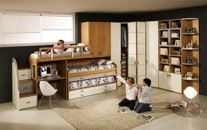 Beauty  Interesting Bunk Beds Design Ideas For Boys And Girls
