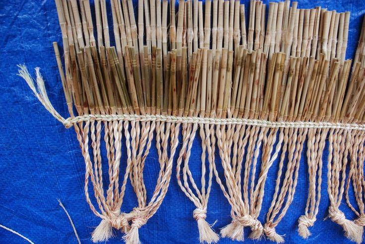 Michelle Mayn: Making a Piupiu