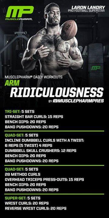 Arm Ridiculousness                                                                                                                                                                                 More