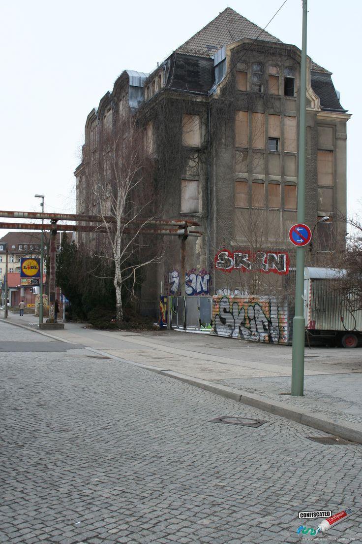 The Secret Stasi Prison in the Former East Berlin http://www.confiscatedtoothpaste.com/secret-stasi-prison-east-berlin/