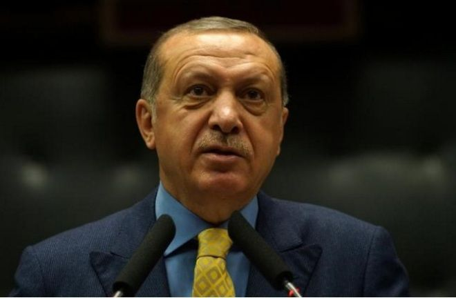 Turkish President Tayyip Erdogan has spoken by phone with the leaders of Qatar, Russia, Kuwait and Saudi Arabia on lowering tension, presidential sources said, after Arab powers cut ties with Qatar, accusing it of supporting Islamist militants.       (adsbygoogle = window.adsbygoogle ||...