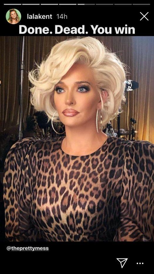 4671ba689a Erika Jayne Girardi Gets Short Marilyn Monroe-esque Platinum Bob Haircut