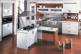 Muebles de cocina Johnson - Ara                                                                                                                                                                                 Más