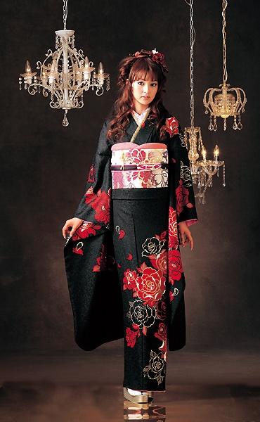kimono light in the dark