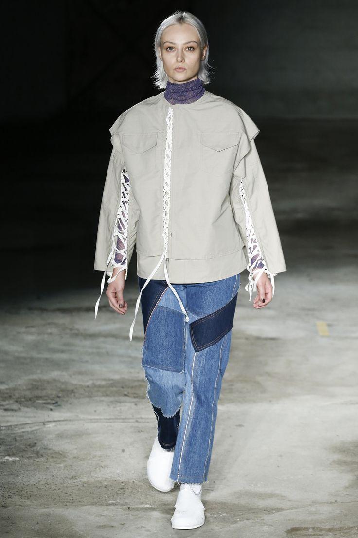 Damir Doma Spring 2018 Menswear Fashion Show