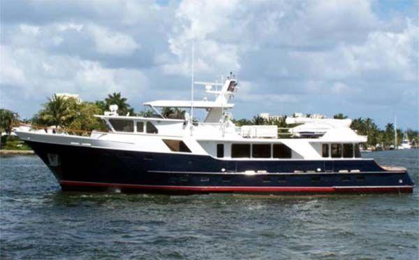 90' (27.4m) SHAPAMA Expedition Yacht