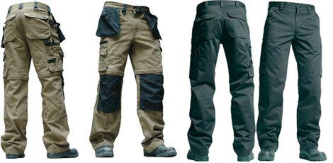 Swedish work jeans. Dunderdon pants