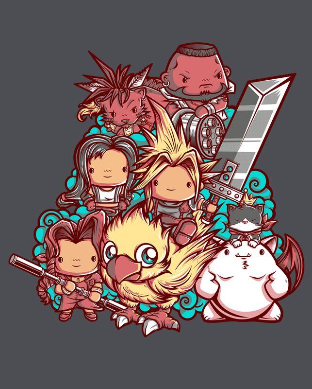 Final Fantasy VII                                                                                                                                                                                 Plus