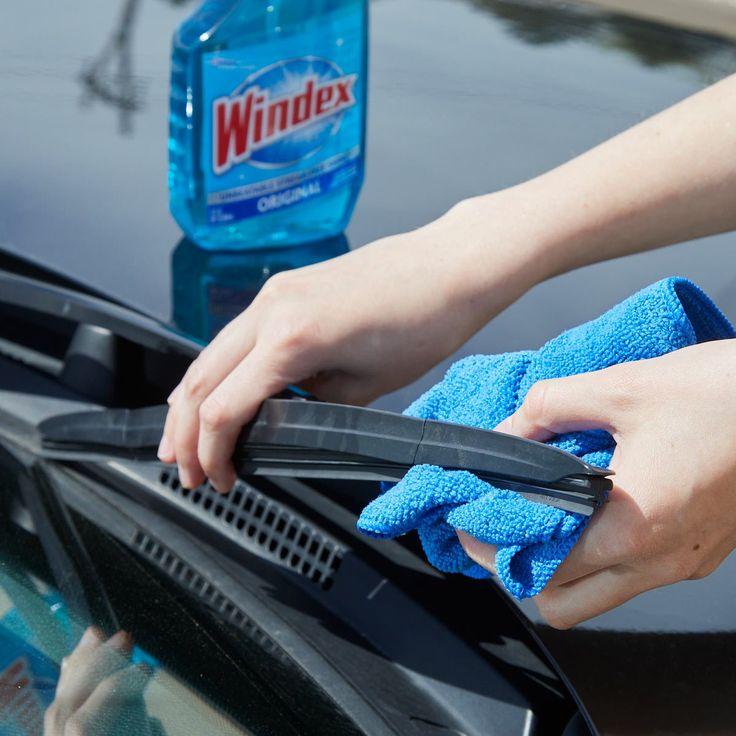Make Your Wiper Blades Last Longer Car hacks, Clean