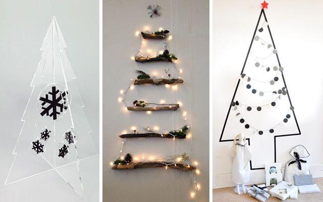M s de 25 ideas incre bles sobre rboles de navidad - Arbol navidad moderno ...