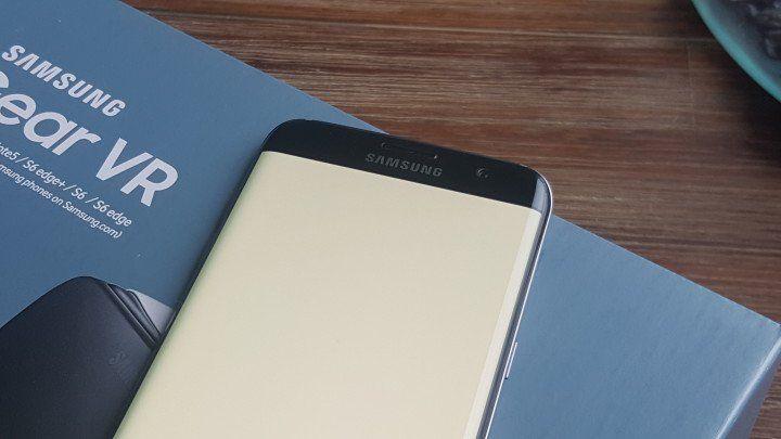 Galaxy S7 Flash Led