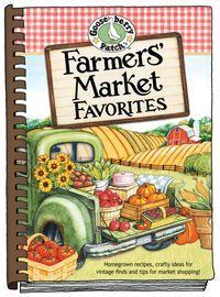 Garden-Fresh Gazpacho from Farmers Market Favorites @GooseberryPatch Cookbook