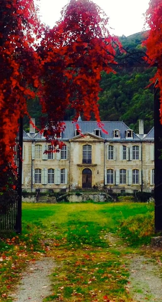 Abandoned Medieval 94-Room Chateau de Gudanes in Midi Pyrenees, South of France