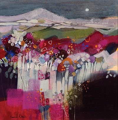 Emma S Davis Works on Paper 2009 - Richard Hagen - Fine Art Gallery