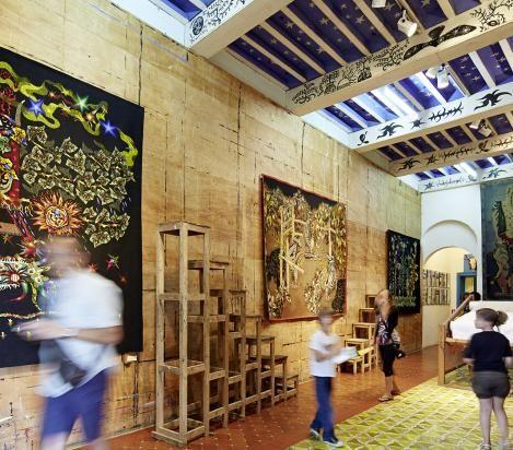 Atelier musée Jean Lurçat | Musées