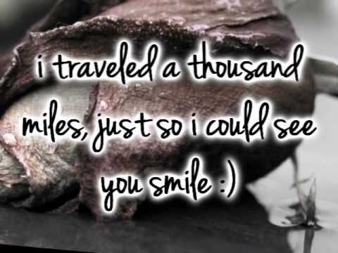 Greyson Chance - Home is in your Eyes - lyrics - YouTube