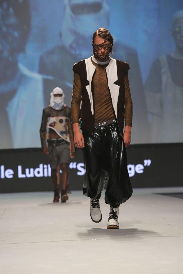 #LISOF celebrates 20 years #Sacrilege designed by Martelle Ludik #3rdYear
