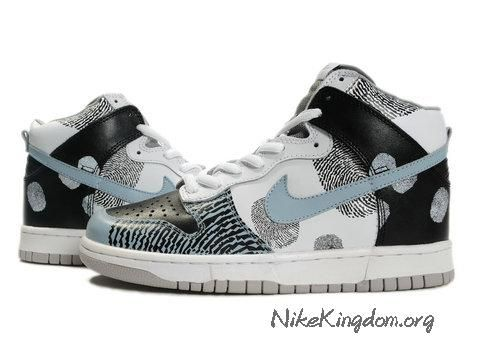 If they had these when I was a kid ... Nike Dunk High Custom