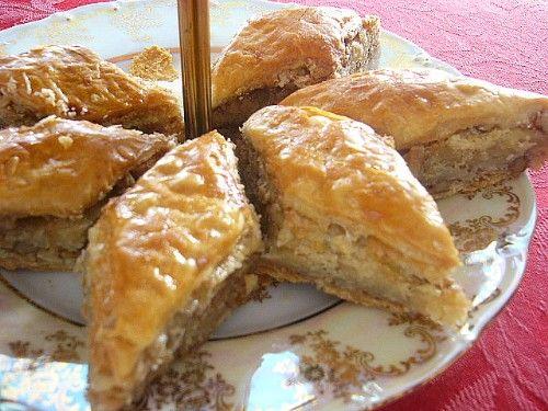 Пахлава по-Еревански + рецепт базового слоёного теста(армянская кухня)