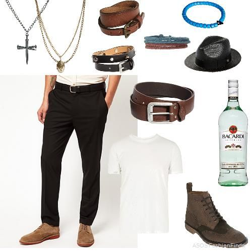 Johnny Depp Out Drinking | Men's Outfit | ASOS Fashion Finder