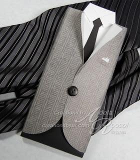 Genial!! Creations by AR: Sweet Jacket - Tutorial