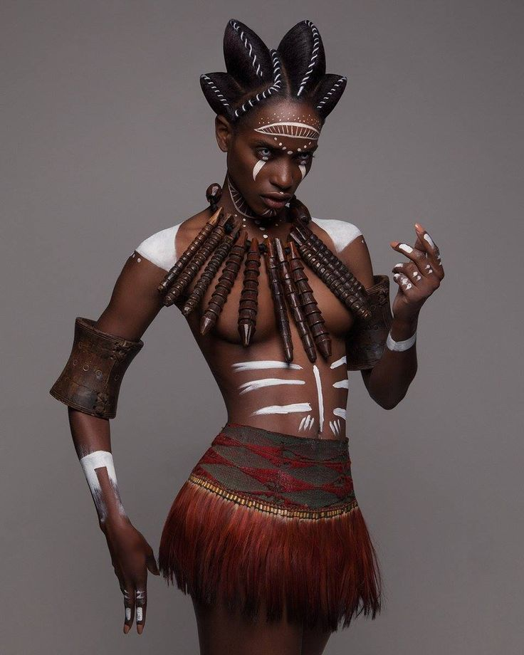"""British Hair Awards 2016 - Afro Finalist Collection"" By Luke Nugent"