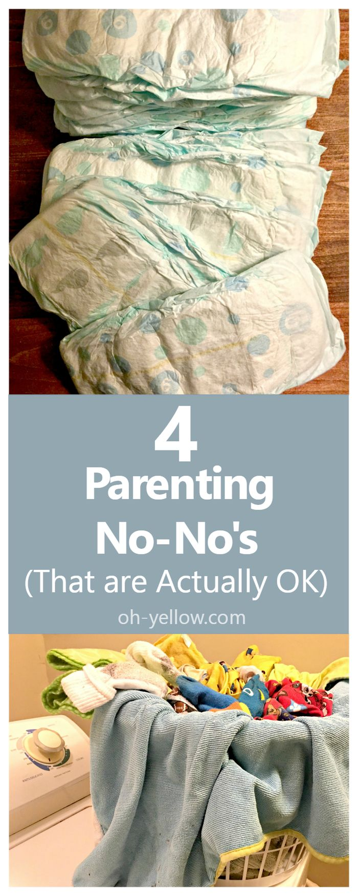 Parenting advice you don't need. Whether a new mom or still pregnant, these are tips you can forget as you prepare for baby and start out as a first-time mom...