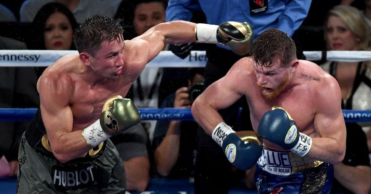 No surprises: Canelo-GGG II lands in Las Vegas #allthebelts #boxing