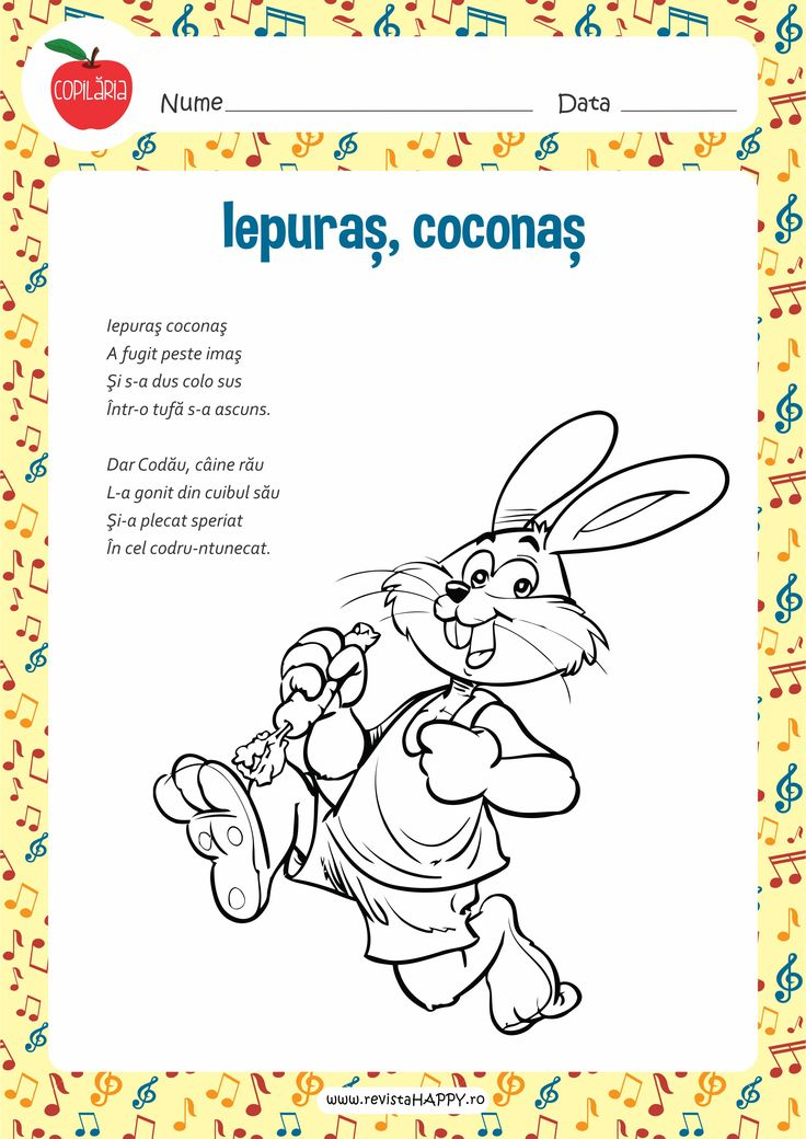Iepuras, coconas