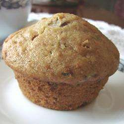 Muffins multigrains au zucchini, carottes et yogourt