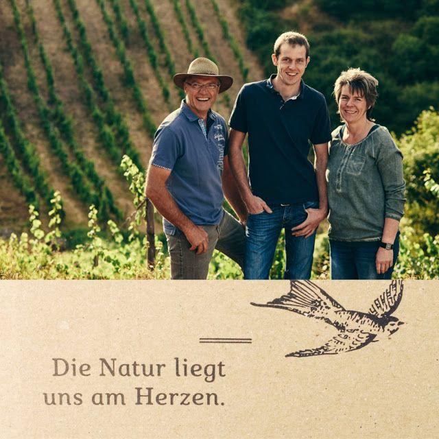 Winzerfamilie Georg, Margit und Johannes Forster #Nahe #Nahewein #Wein #Riesling #Winzer #Weingut #Forster