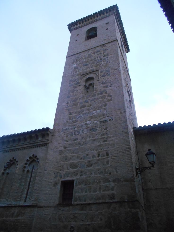 Torre de San Bartolomé. Tiene origen medieval y originariamente  fué exenta. Siglos XII-XIII