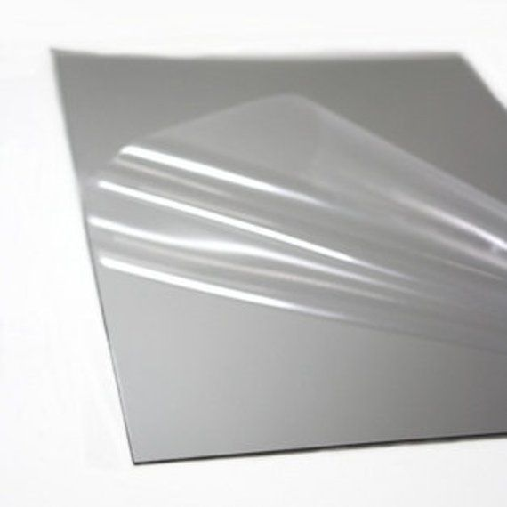 Plastic Mirror Sheet For Crafts Hobbies Etc Etsy Plastic Crafts Plastic Adhesive Sheet