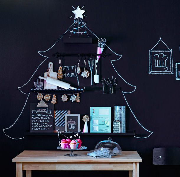 67 best ikea weihnachten jul 2014 images on pinterest. Black Bedroom Furniture Sets. Home Design Ideas