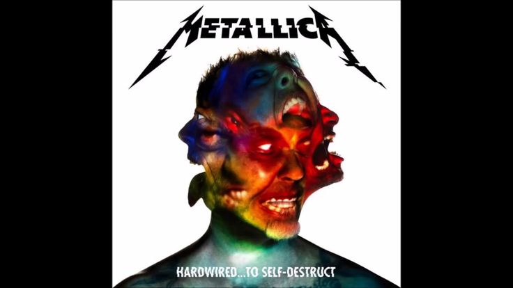 Metallica - HardwiredTo Self Destruct (2016) - Full Album