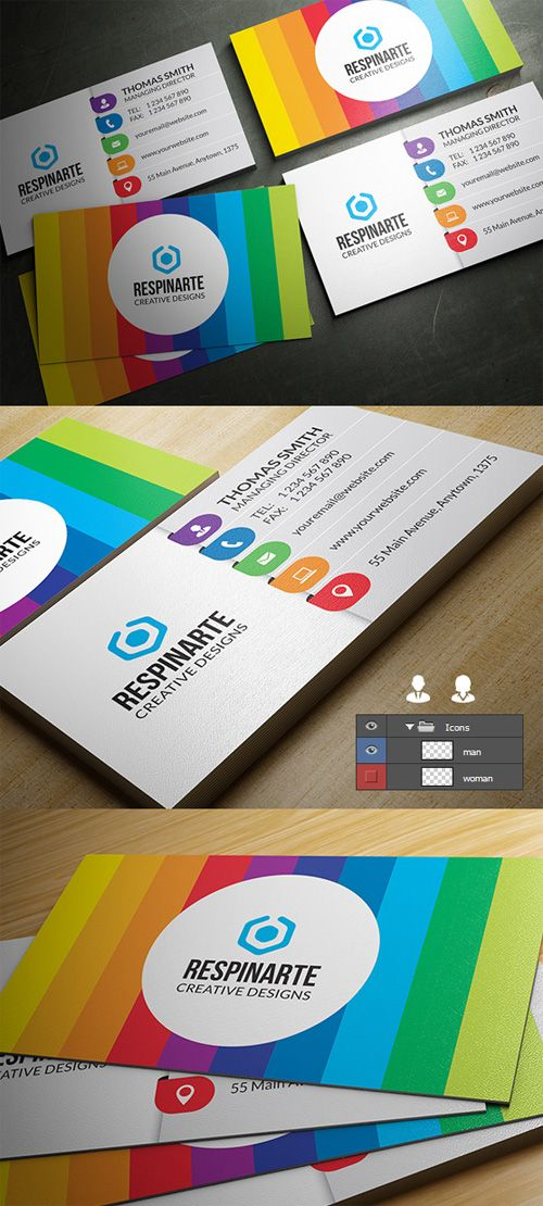 152 best CREATIVE BUSINESS CARD images on Pinterest | Advertising ...
