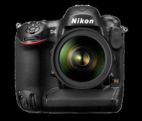 The new flagship in the Nikon line.  The D4 adds many new features and is a worth upgrade for any pro shooter.