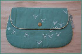 Op vraag van een aantal naaisters, bezorg ik jullie hierbij een uitgebreidere 'tutorial' :-) Het patroontje vind je hier! Wat heb j...