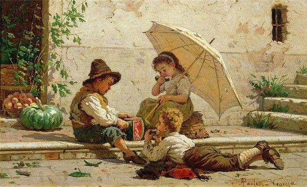Peinture de Antonio Paoletti