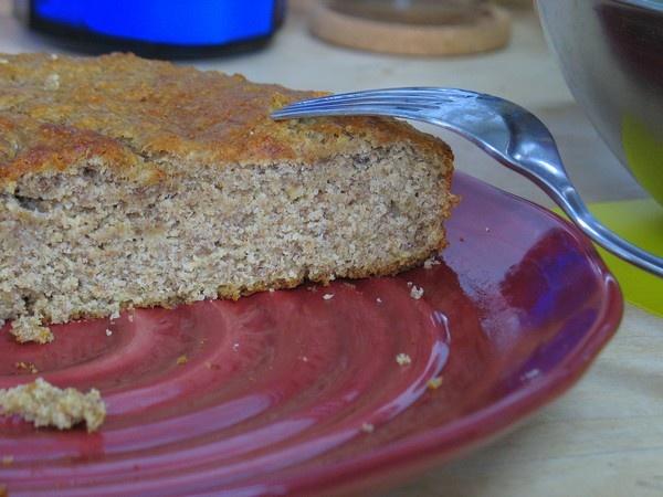 Gâteau aux bananes sans gluten