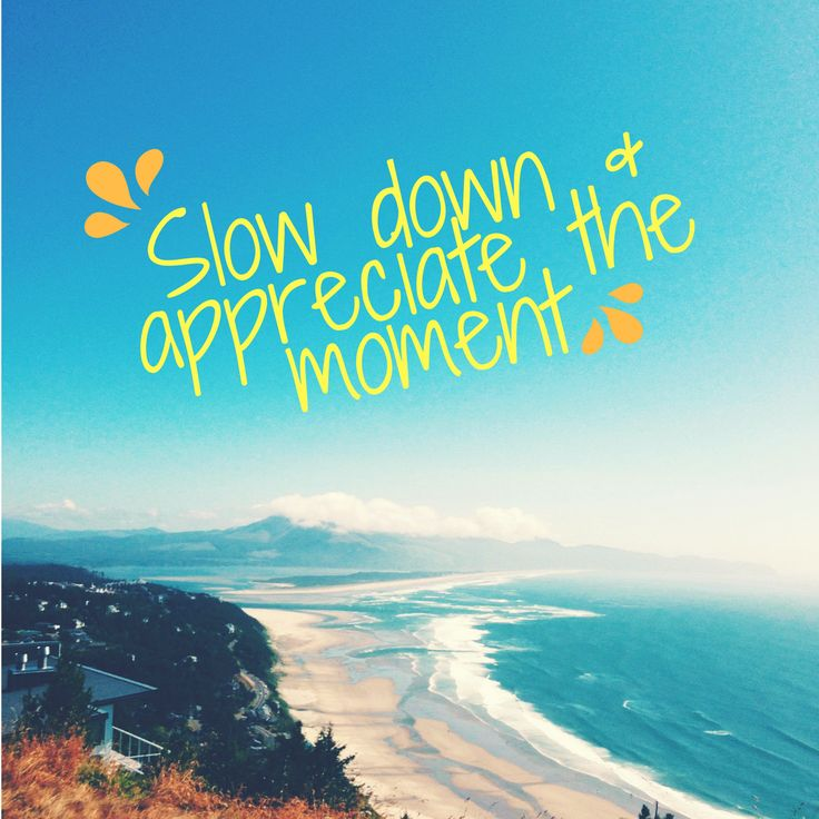 Despite our busy day, sometime we need to slow down and appreciate the moment. Agree? #travel #appreciate #life #experience