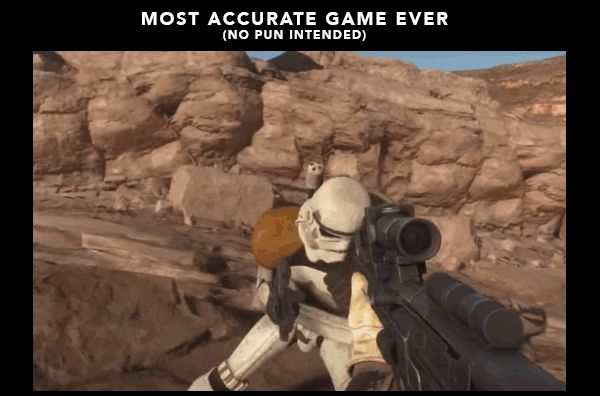 gifs de star wars | The Best Gifs From The Star Wars Battlefront Beta « Funny « ImgLuLz ...